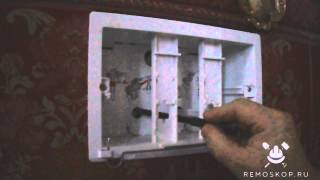 Установка унитаза ч.5(Данное видео является частью мастер-класса. Полный мастер-класс о том, как установить унитаз своими руками,..., 2014-06-28T11:31:12.000Z)