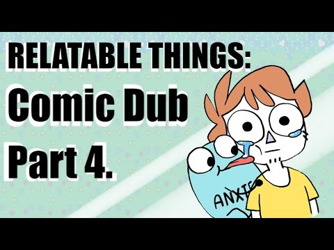 Things You Can Maybe Relate To... [PART 4] COMIC DUB -- Erold Story & OwlTurd Comix