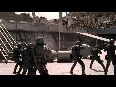 Starship Troopers Best Part