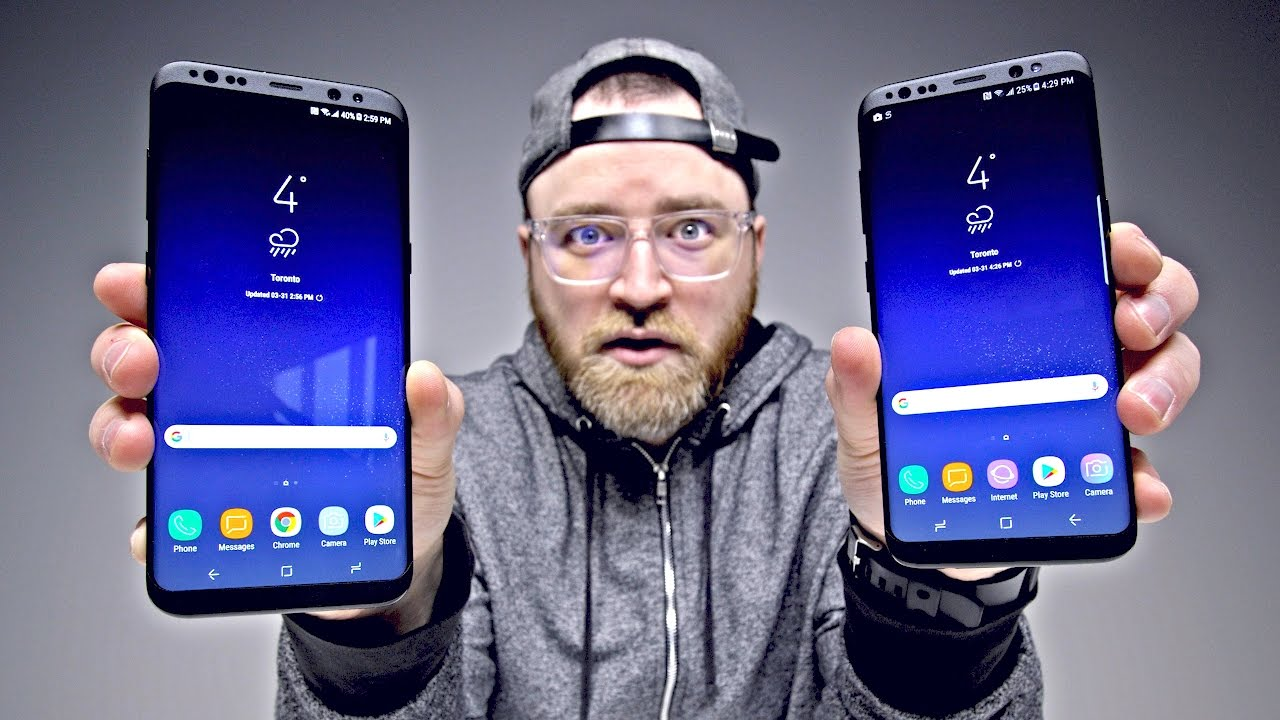samsung galaxy s8 does it suck youtube. Black Bedroom Furniture Sets. Home Design Ideas