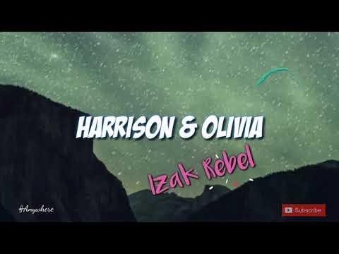 HARRISON & OLIVIA -ANYWHERE (LYRICS VIDEO)