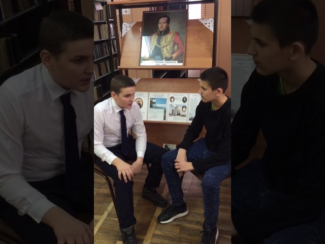 Изображение предпросмотра прочтения – ЯрославГотюр читает произведение «Бородино» М.Ю.Лермонтова