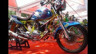vuclip Kontes Megapro Primus Modif Drag Style Racing Look Harian