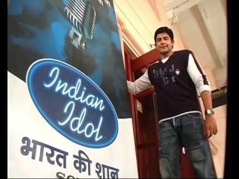 Mayang Chang -Indian Idol Audition Video