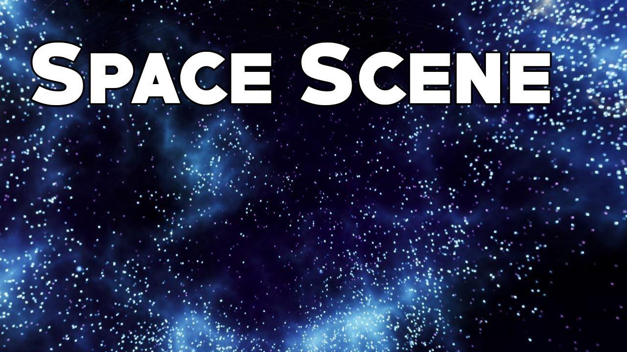 UE4 Tutorial: Custom Skybox (Space Scene)