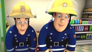 Feuerwehrmann Sam Deutsch Neue Folgen | Fuchs im Supermarkt 🚒Kinderfilm | Zeichentrick für Kinder