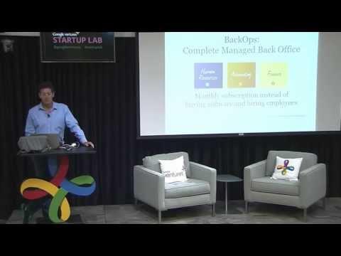 Startup Lab portfolio company spotlight: Backops