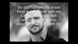 Justin Timberlake - Not A Bad Thing (lyrics)