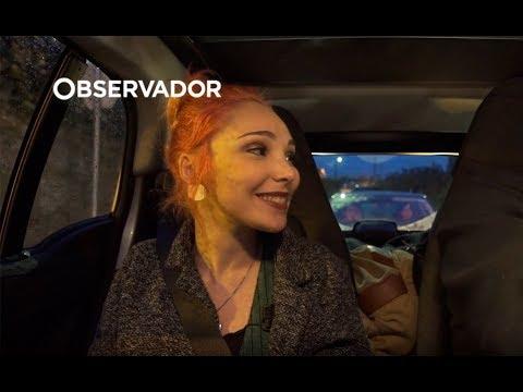 """Carpool Festival com Cláudia Pascoal: """"Sou conhecida por ser uma chorona"""""""