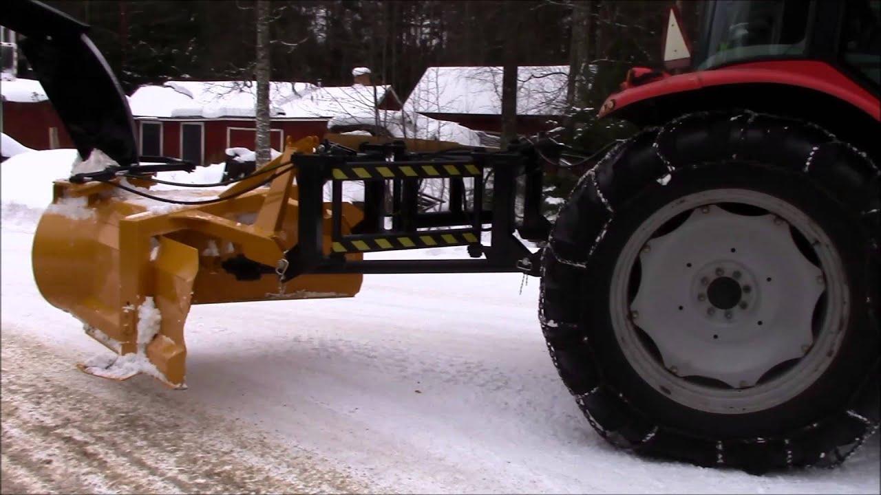 snöslunga test 2016