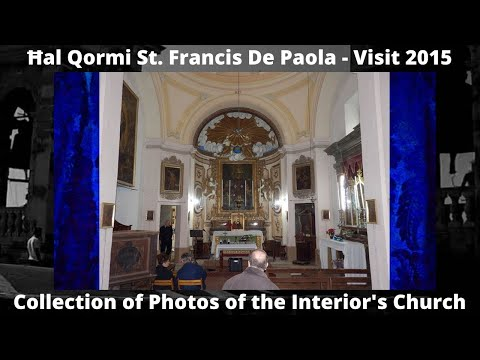 Qormi St. Frances de Paola - Visit Church 2015 - Photos - Simulation Peal (1,2) - 2 Bells / 1