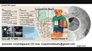 roc marciano 2016 loopwhole beats newyorkism ii album