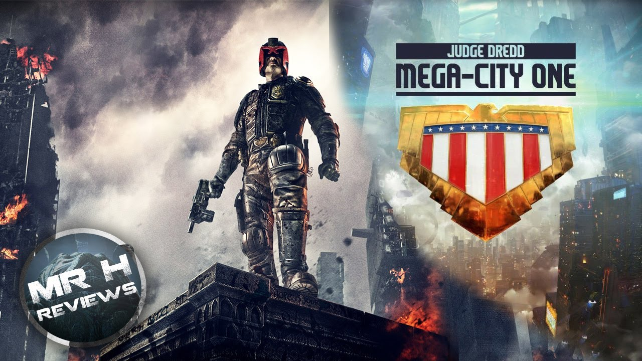 Judge Dredd TV show NEWS - Biggest Budget the UK has seen