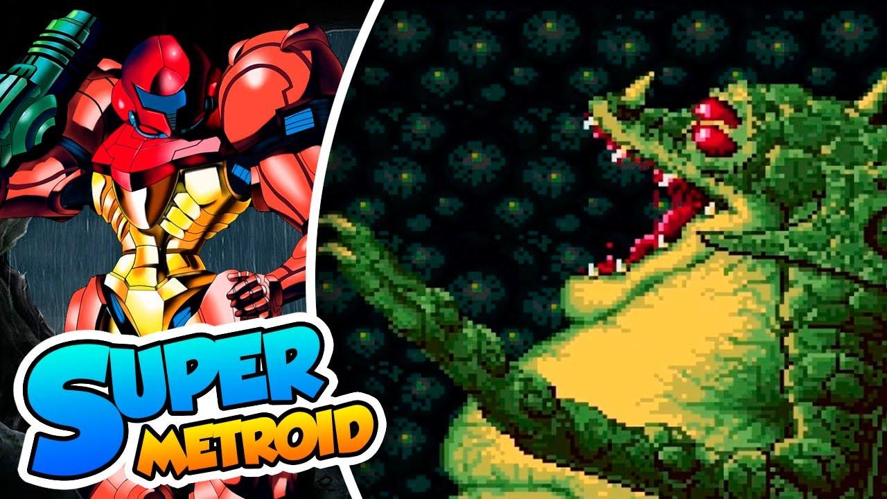 ¡Kraid y kraidcito! - #02 - Super Metroid (Snes) DSimphony