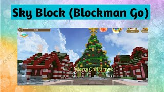 How To Play Sky Block|Blockman Go With Bedwars