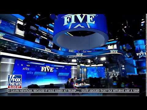 The Five 11/21/19   Breaking Fox News November 21, 2019