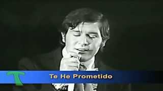 Leo Dan Te he prometido en Vivo...