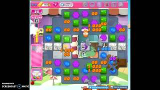 Candy Crush Level 770 help w/audio tips, hints, tricks