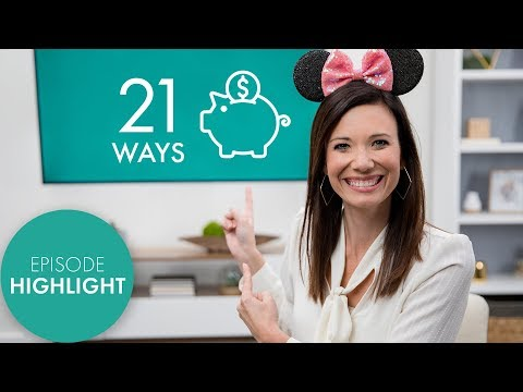 21 Ways to Save Time and Money at Disney