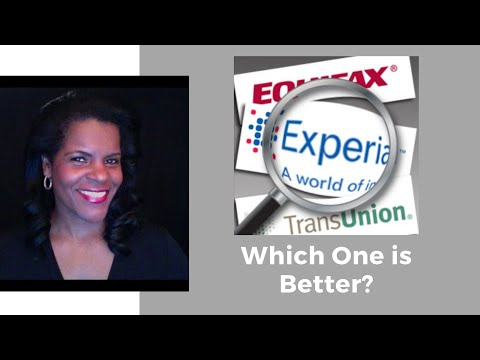 What Are The Key Differences Between Equifax, Experian And TransUnion Credit Reports?
