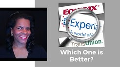 Key Differences Between Equifax, Experian and TransUnion Credit Reports