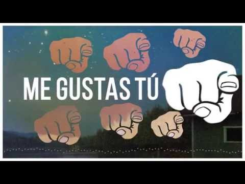 Lucah - Me Gustas Tú (Lyric Video)