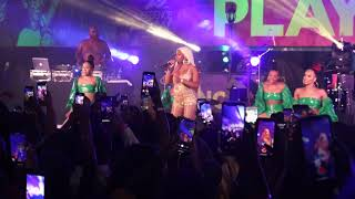CITY GIRLS Act Up @ Essence Festival 2019 (Plays All The Hits + Girls Know Lyrics Word 4 Word)