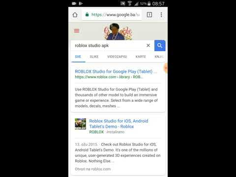 How To Download Roblox Studio On Android Outdated Youtube