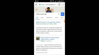 How to Download Roblox Studio on Android (Outdated)