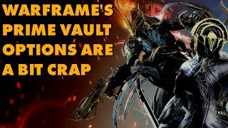 Let's Talk About That Crappy Thing Warframe Does With Prime Unvaulting