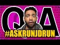 """YOU'VE GOT QUESTIONS? WELL I'VE GOT ANSWERS!"" - [#AskrunJDrun #1]"