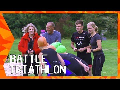 Battle Triathlon met