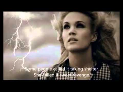 Carrie Underwood  Blown Away with Subtitles