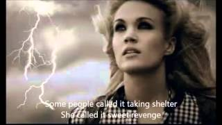 Carrie Underwood - Blown Away with Subtitles