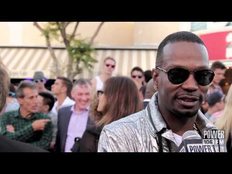 Juicy J Did Some Crazy Things In College: 22 Jump Street Premiere