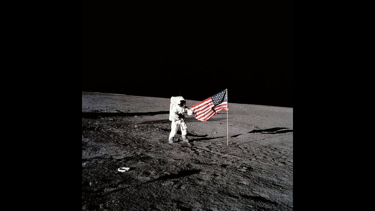 Mondlandung Erste