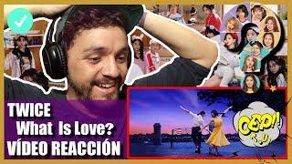 《TWICE 「What Is Love?」 MV Reaction》[Español] - OEPTV R #123