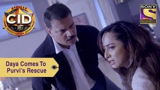 Your Favorite Character | Daya Comes To Purvi's Rescue | CID