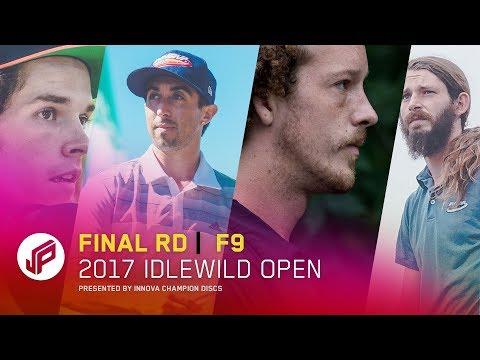 2017 Idlewild Open   Final Round, Front 9   Conrad, Perkins, McBeth, Cole
