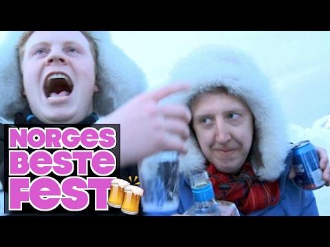 Norges Beste Fest #3: Scooterfest på vidda
