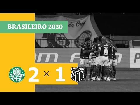 Palmeiras Ceará Goals And Highlights