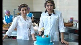 Мастер - класс по приготовлению детского торта