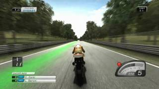 SBK X HD Gameplay by MATTSHAD0WS