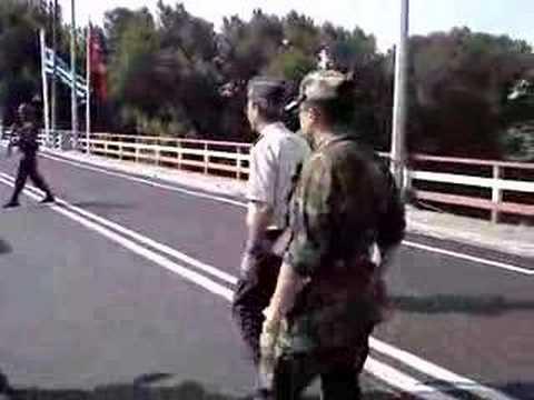 Türkiye Yunanistan Sınırında Hudut Tekmili