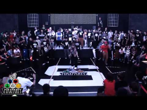 MAX PARTY XV - Battle - LOCKING SIDE - Audition