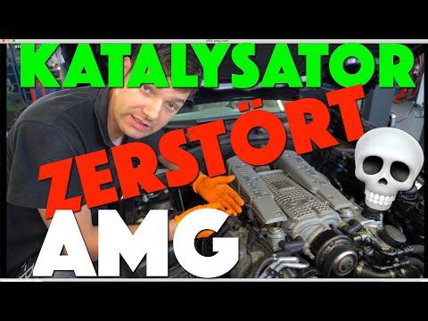 Katalysator zerstört AMG Motor ! Jetzt wird es richtig Teuer !