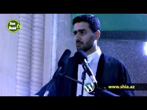 Hacı Samir Ramazan 3-cü Qədr gecəsi 2017