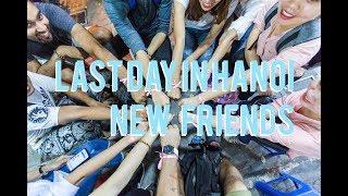 Last day in Hanoi