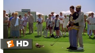 Happy Gilmore (4/9) Movie CLIP - The Waterbury Open (1996) HD