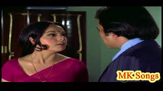 Zindagi Ke Safar Mein Guzar Jaate _ Kishore Kumar _ Aap Ki Kasam 1974